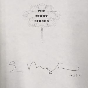 Erin Morgenstern signature