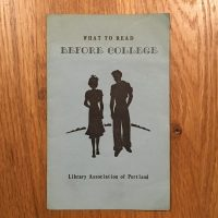 What to read before college